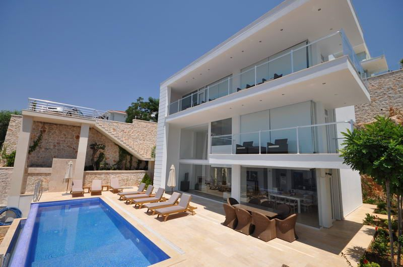 Luxury property in Kalkan