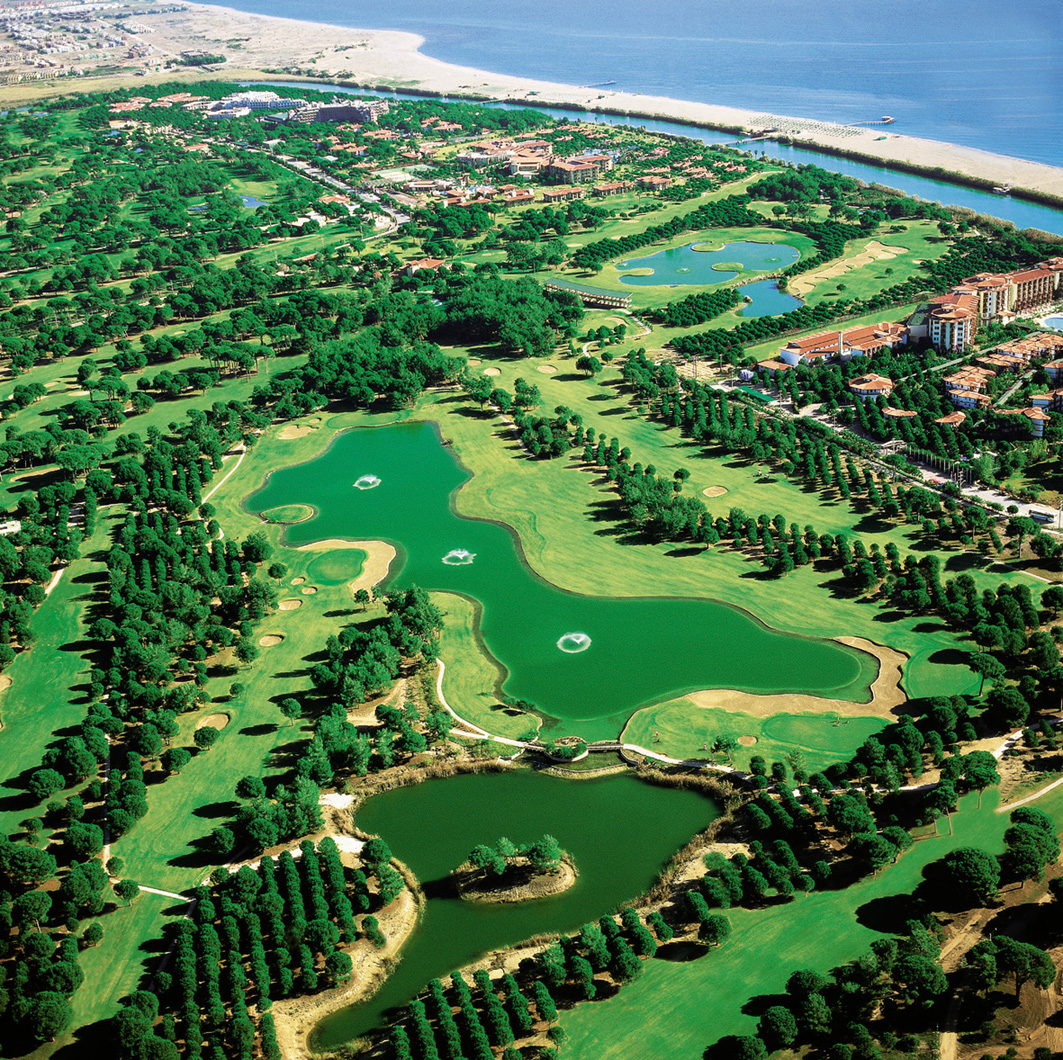 Golf in Belek Turkey
