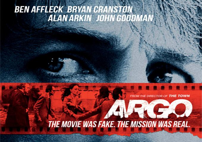 Argo was shot in Turkey instead of Iran