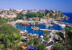 Antalya is first choice for foreign residents