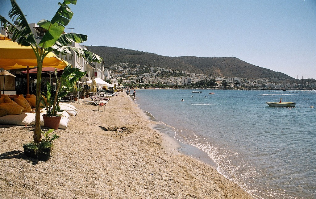 Turkey wants to preserve the Bodrum beaches