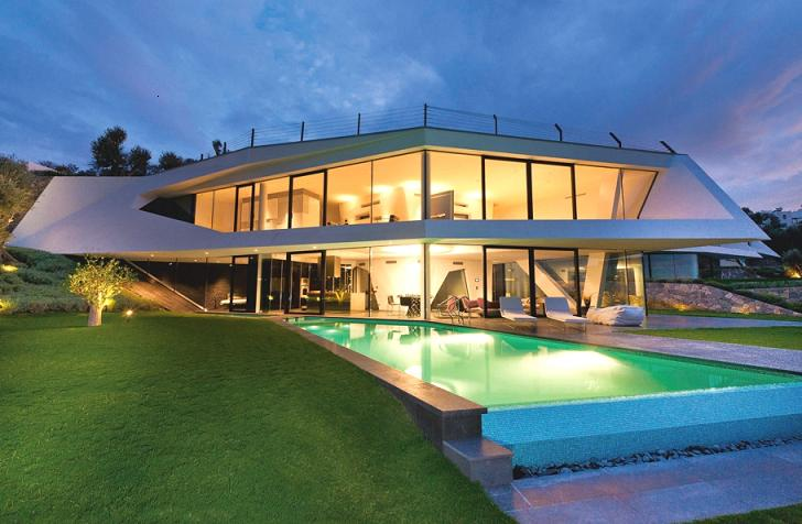 Luxury Villa for sale in Bodrum Hebil Turkey