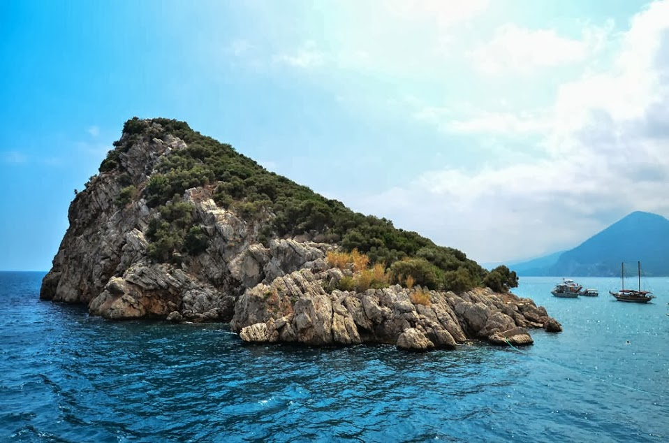 Mouse Island Turkey