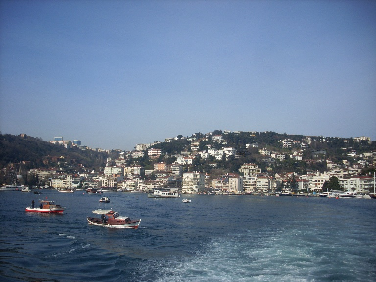 Views in Besiktas Istanbul