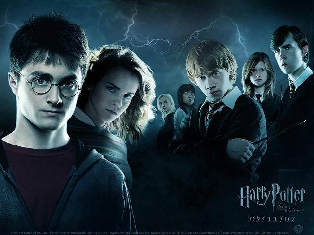 Harry Potter and the order of the Phoenix shot in Turkey