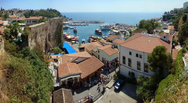 Antalya old city, why buy house in Kaleici Antalya