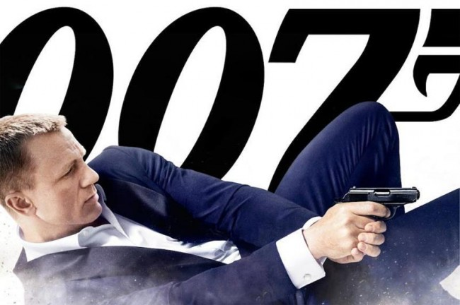 Skyfall James Bond shot in Turkey in 2012