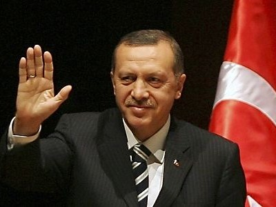 Prime Minister Erdogan, Turkey