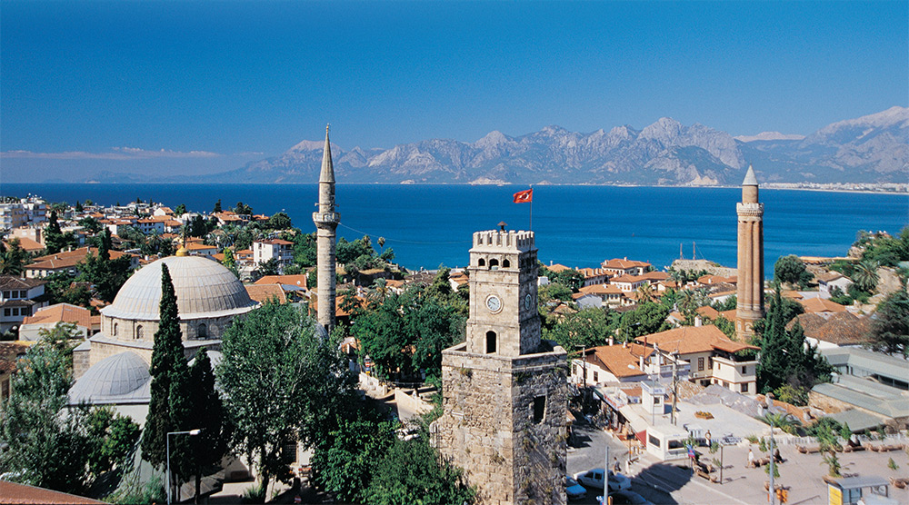 Antalya - where our expat lives