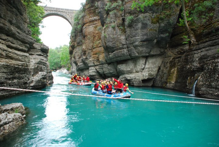 Image result for rafting in antalya