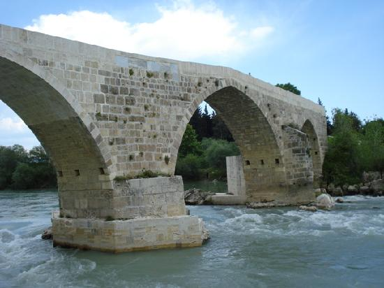 Bridge near Aspendos
