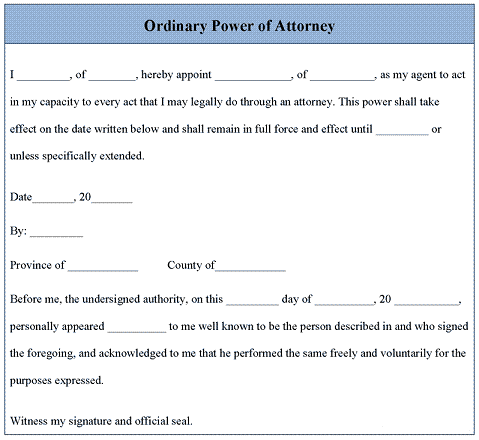 How To Give Power Of Attorney In Turkey When Buying A