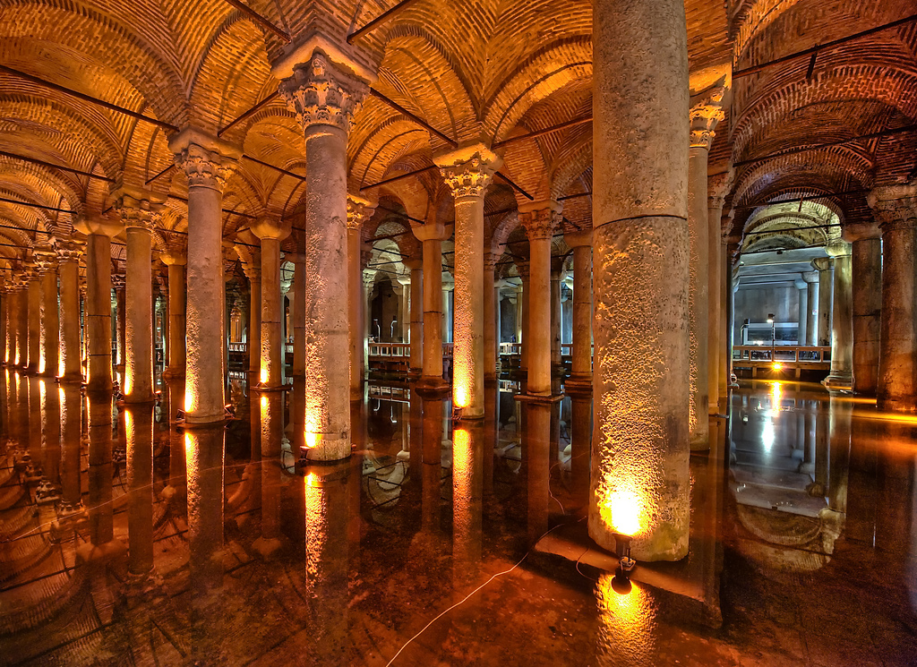 A guide to the Basilica Cistern in Istanbul