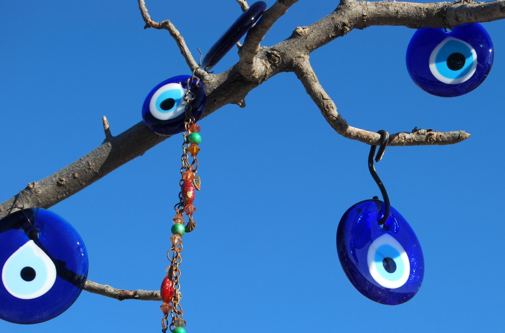 The Blue Evil Eye Nazar Boncugu Turkey
