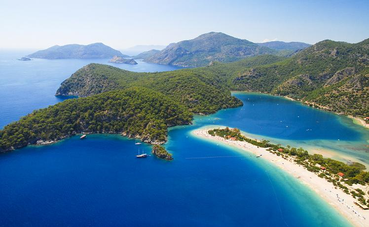 Buying property in Turkey is easy ref Blue Lagoon