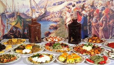 Bodrum offers a variety of restaurants