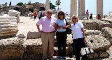 Our Antalya office showing Ruins in Side