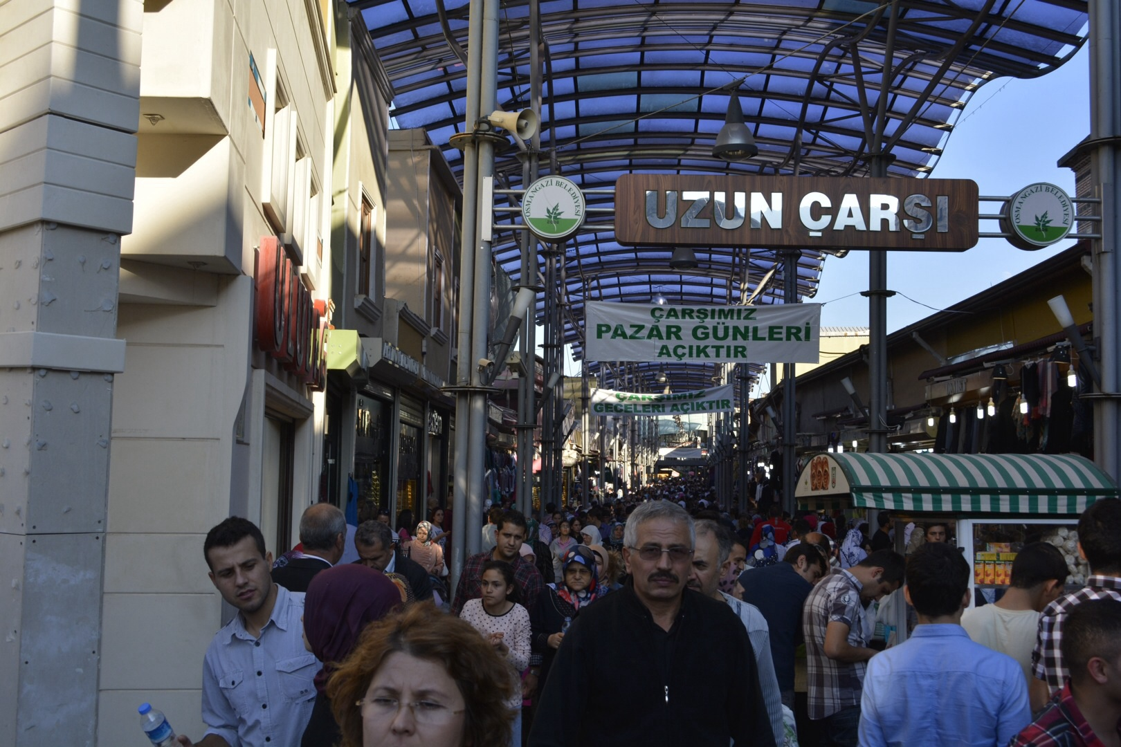 Bursa central markets