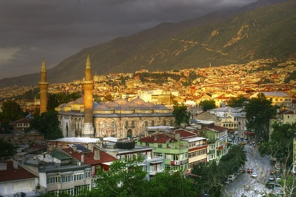 Where To Take Temperature Of Turkey >> Bursa first capital of the Ottoman Empire - Property Turkey