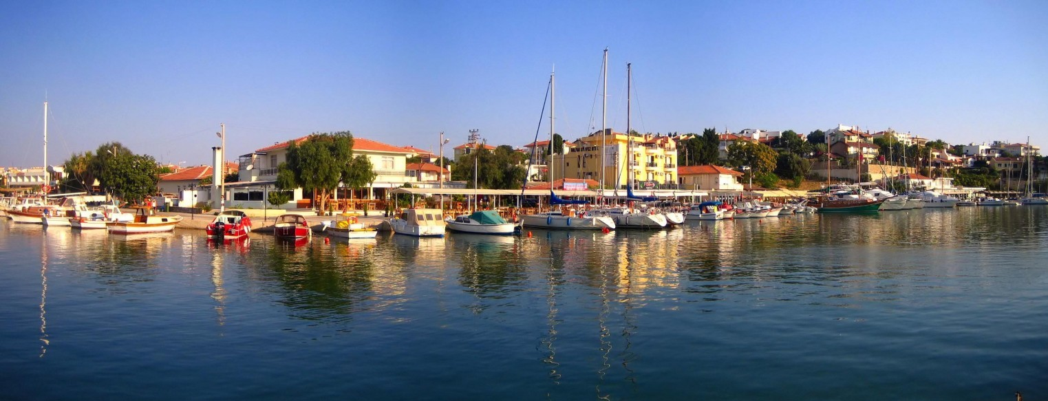 Cesme in Turkey