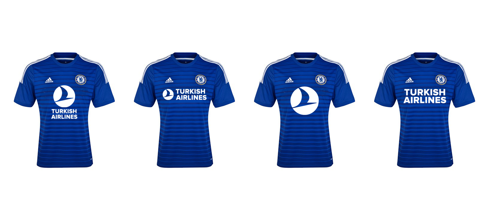 Chelsea Turkish Airlines shirt