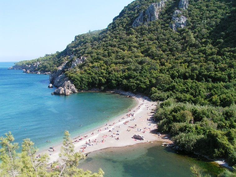 6 Beaches of Antalya That Are Worth Visiting