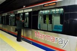 Europe to Asia in 4 minutes thanks to Marmaray Istanbul