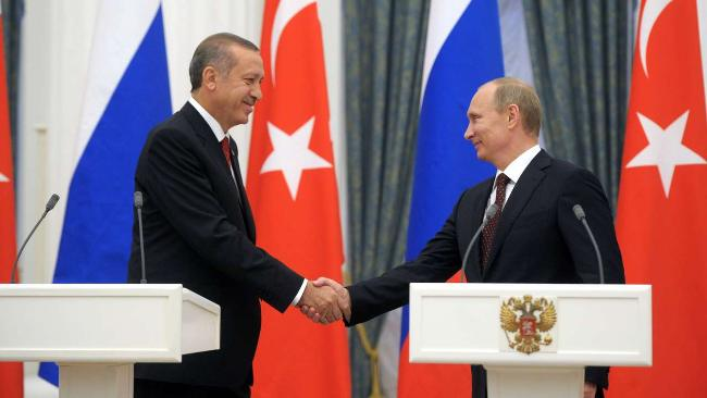 Erdogan and Putin: the similarities