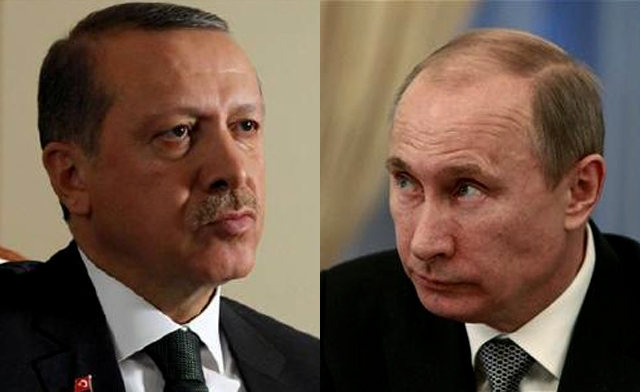 Erdogan and Putin: the differences