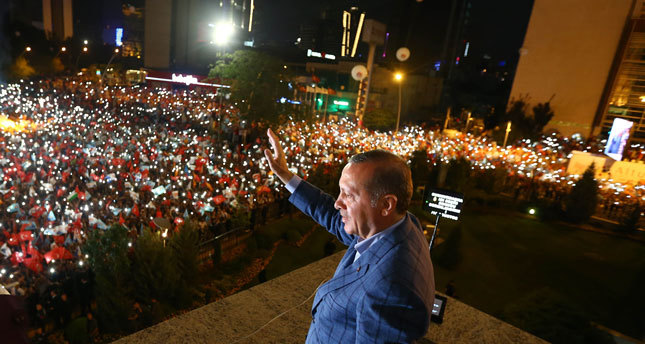 Erdogan's rise to power