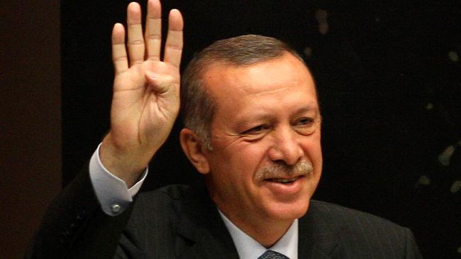 New President of Turkey