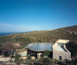 The Exploded House in Turkbuku Bodrum not for the faint-hearted