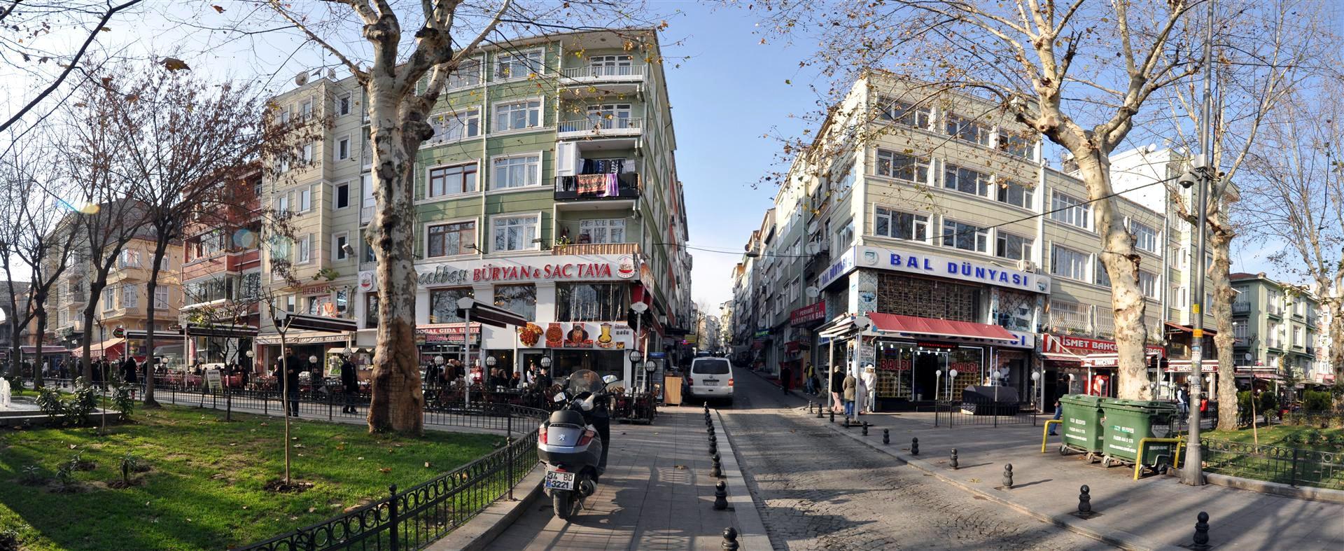 Fatih streets