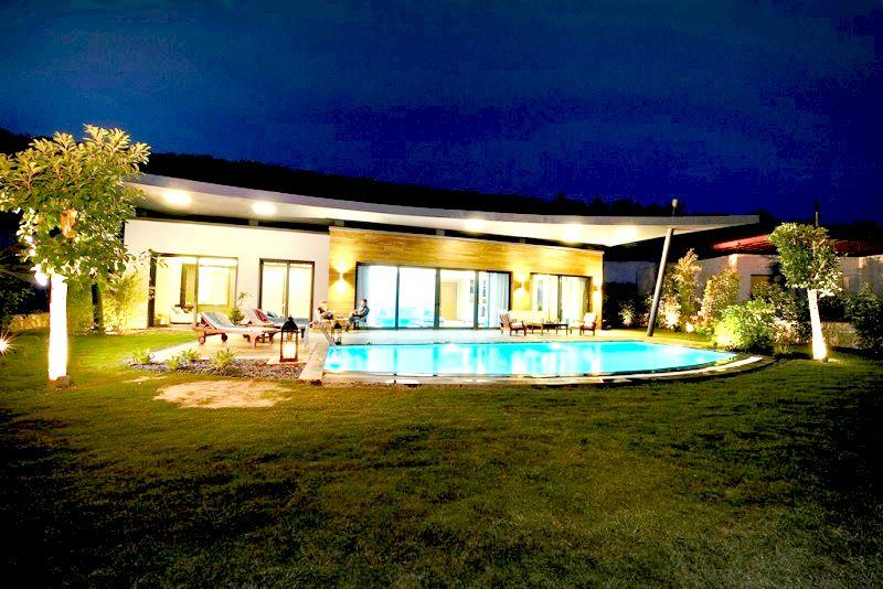 Full Bodrum Vista from villa