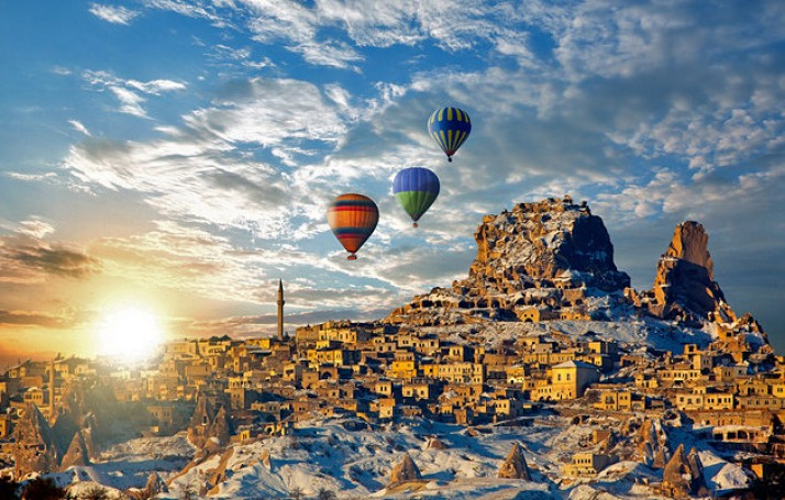 The sky is the limit for Turkey