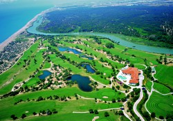 Antalya's drive to boost golf share