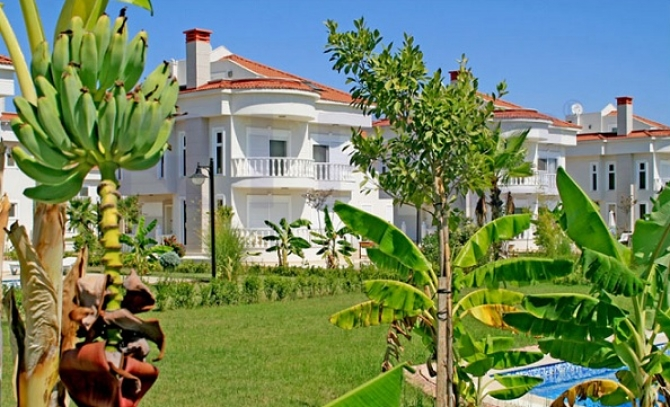 Golf properties in Belek