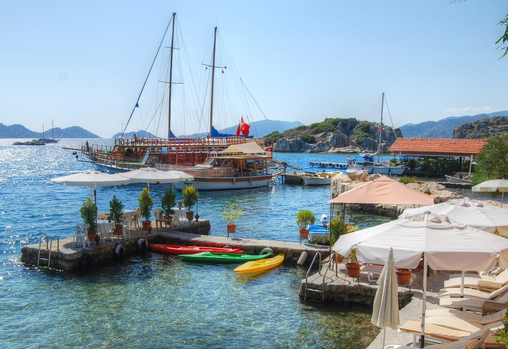 Best time to sail in Turkey