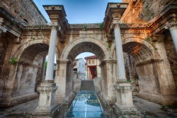 Historical Antalya: Ancient Ruins from the Past