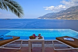 Kalkan holiday home rented out