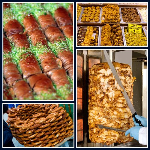 Istanbul street food - take your pick?