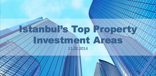 Istanbul top property investment areas