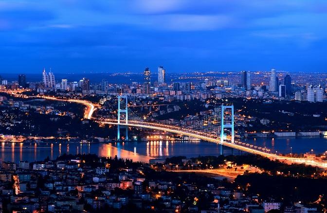 Istanbul urban transformation