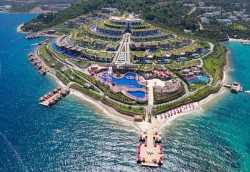 Dubai glitz plus Bodrum glamour equals unparalleled luxury