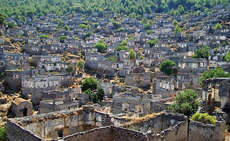 世界10大鬼城,来一次探险之旅看一看这些被荒废的地方另有一番滋味!