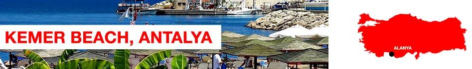 Kemer beach Antalya