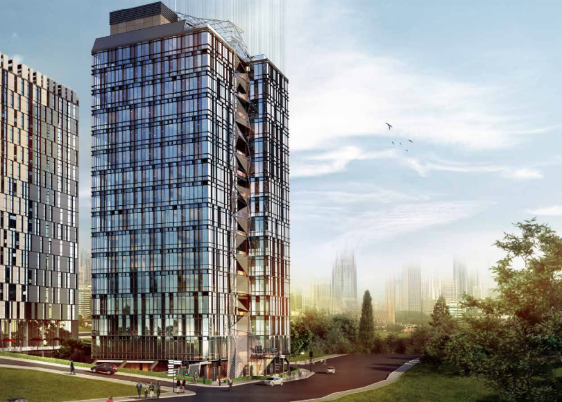 luxurious Levent apartments