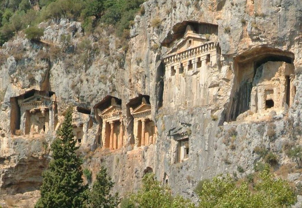 Road Tripping Around Fethiye Travel And Car Hire