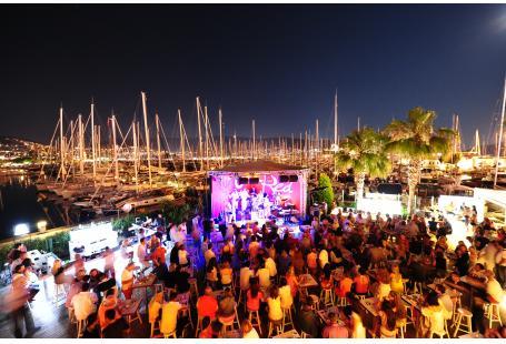 Marina Yacht Club Bodrum live music