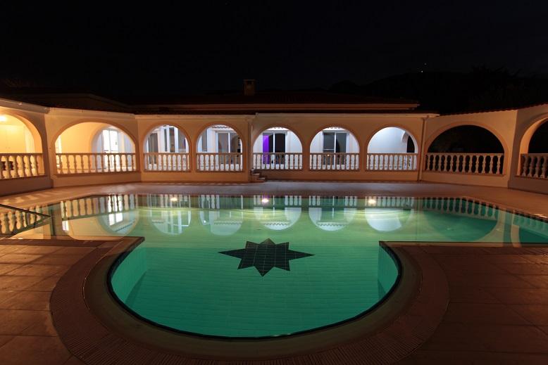 Mediterranean style home JJ custom designed